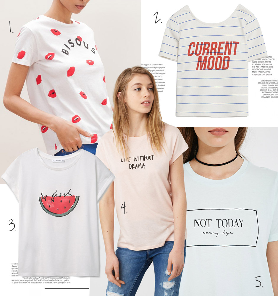 selection-tshirts-imprimés-colores