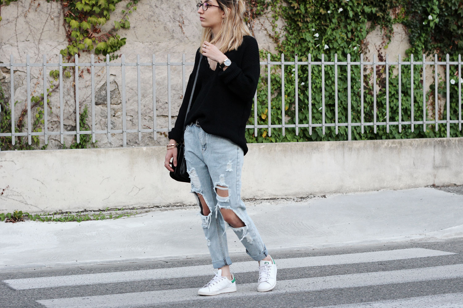 somethingtowear-blog-mode-ripped-jeans