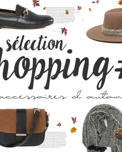 Sélection shopping #8 accessoires automne