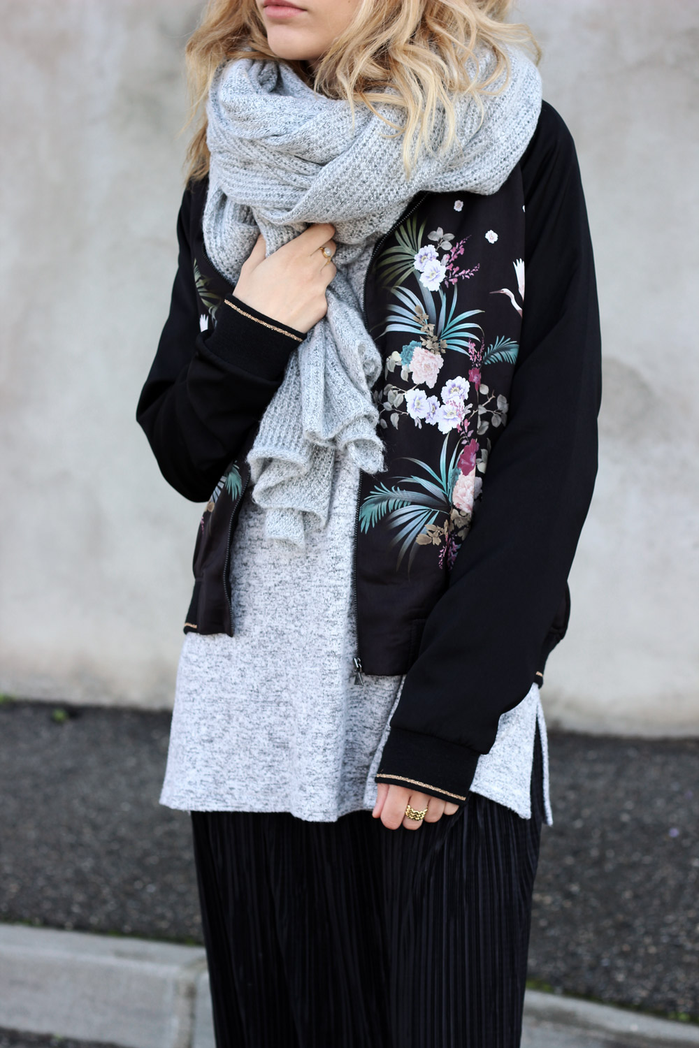 blog-mode-layering-jupe-plissee-pull-oversize