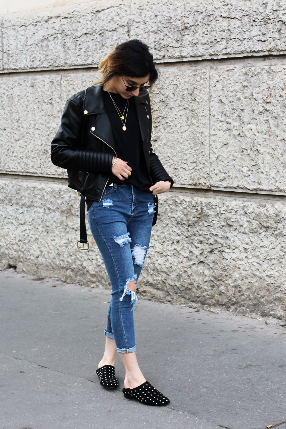 look-perfecto-ivy-revel-jeans-romwe-mocassins-vanessa-wu