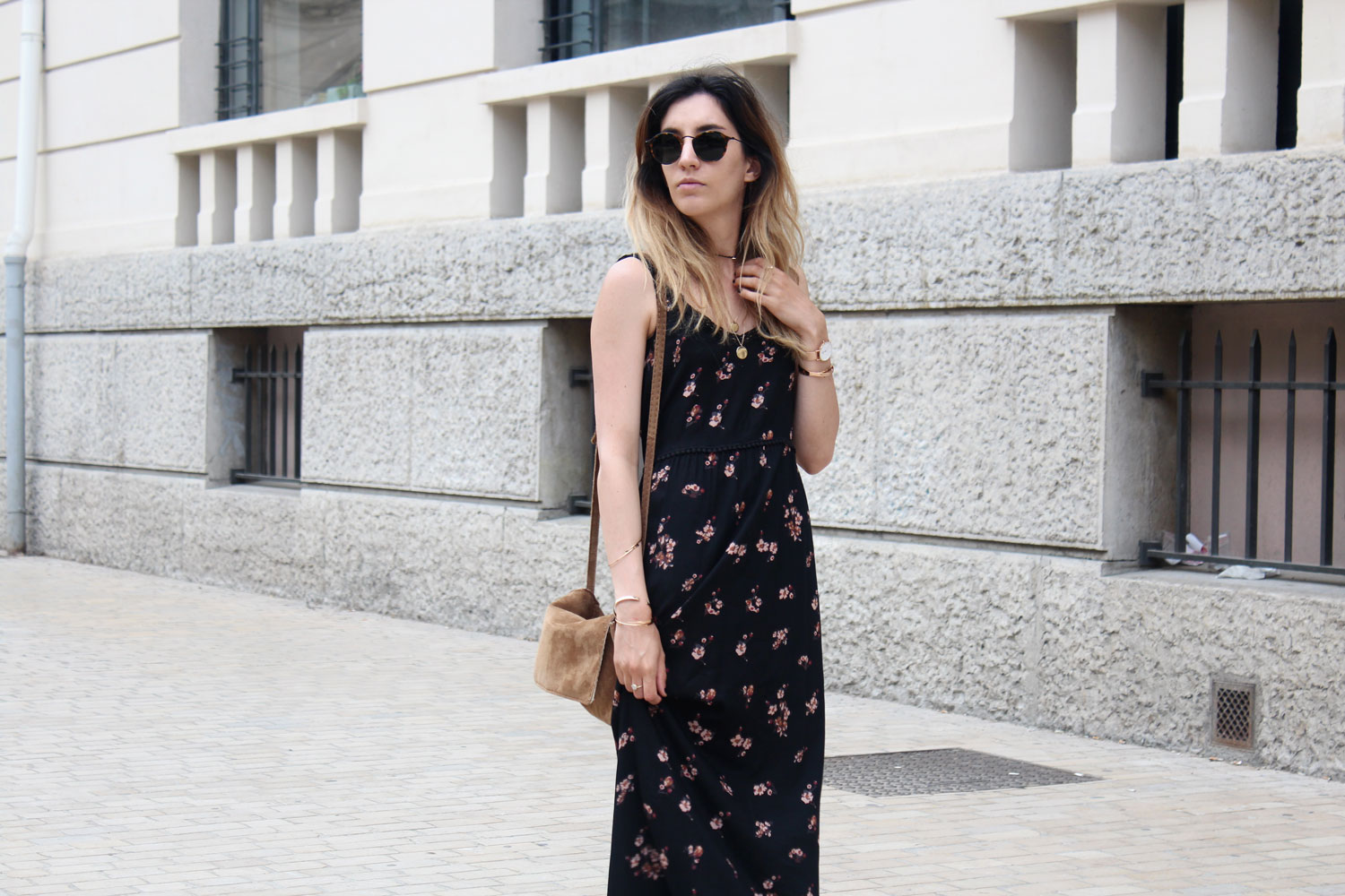outfit-long-flower-dress