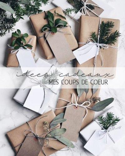 Idées cadeaux de Noël / Mes coups de coeur
