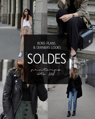 Soldes P/E 2018 & derniers looks soldés