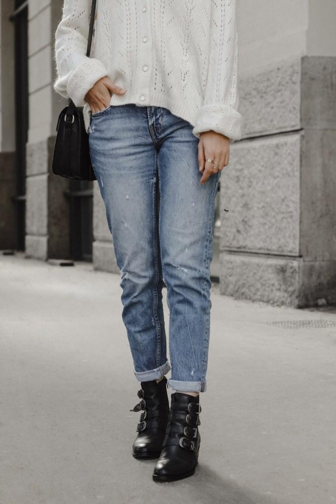 somethingtowear - look besson chaussures tendance western