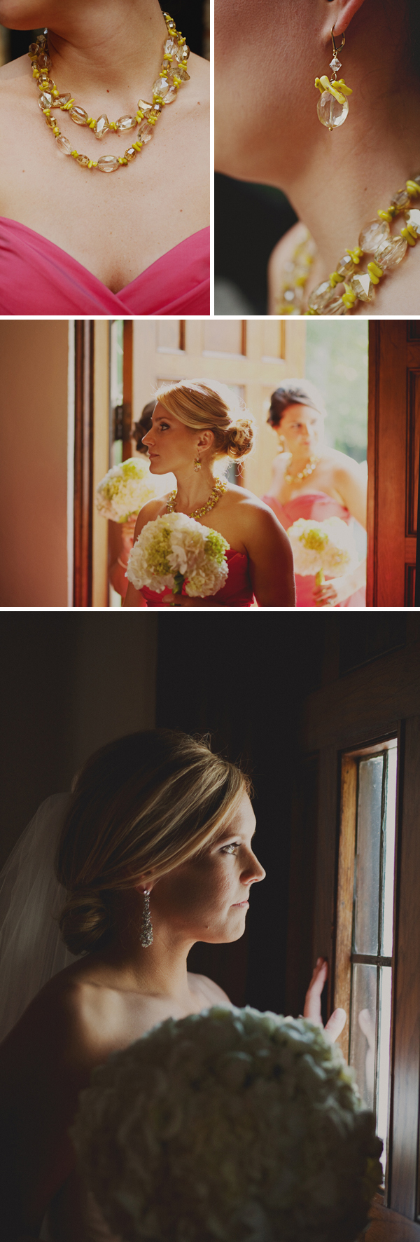 Red, White & Green Wedding Photography