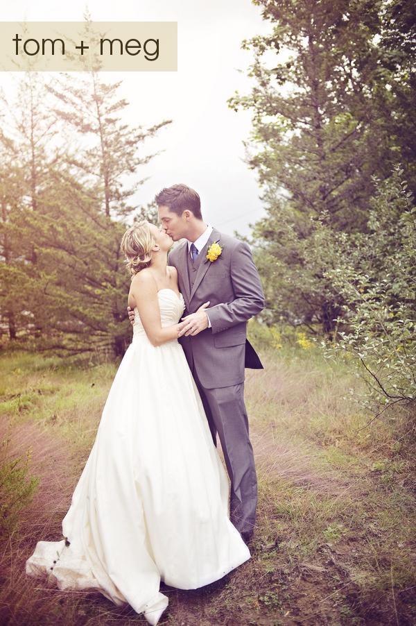 Michelle Gardella Wedding Photography via Something Turquoise