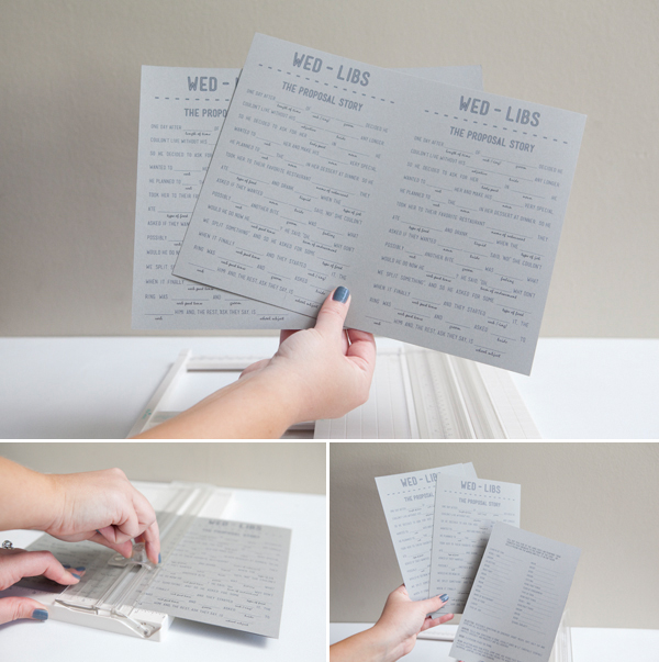 Wedding Vow Mad Libs Printable: Click Here For 3 Darling And Free Wedding Mad Libs Printables