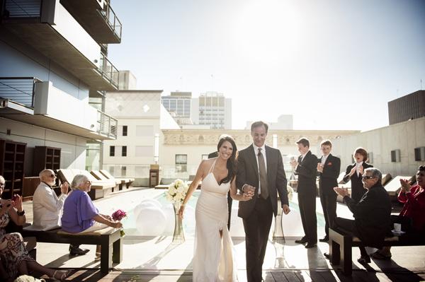 gorgeous outdoor San Diego Wedding