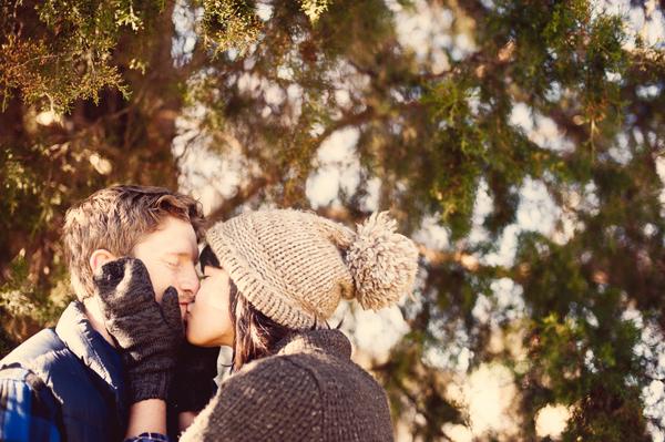 cozy fall engagement - jen yuson photography