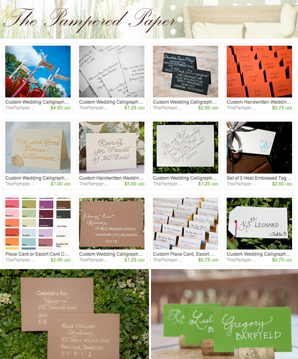 ST_Etsy_Wedding_Calligraphy_Pampered_Paper