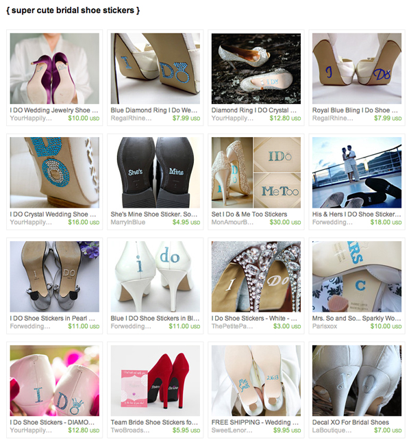 ST_etsy_bridal_shoe_sticker_treasury