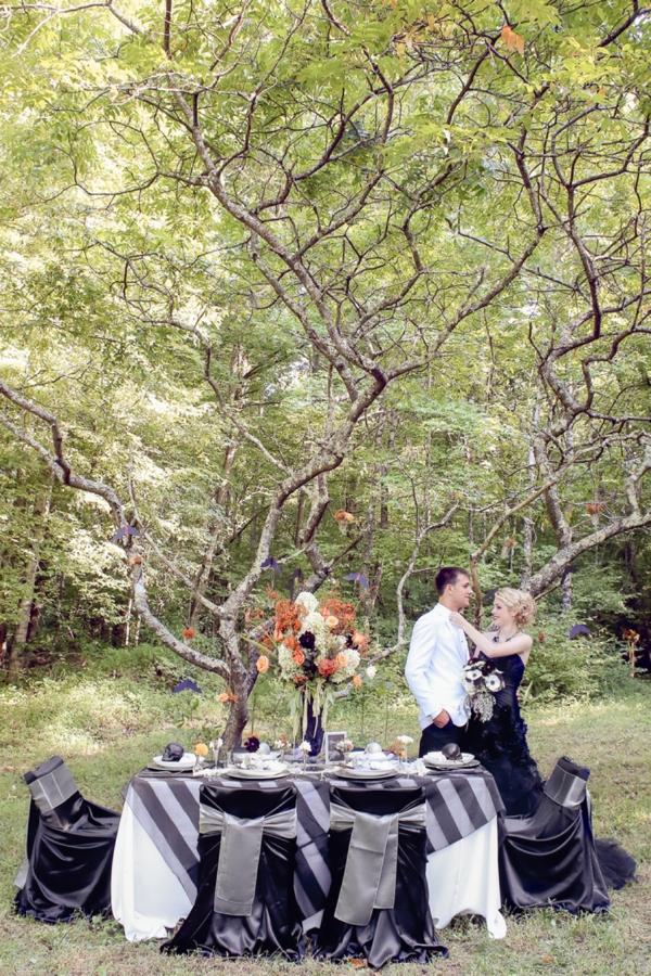 halloween wedding