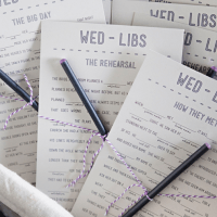Simple DIY | Wedding Mad-libs #2