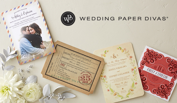 Wedding Paper Divas Invitations: Spring/Summer 2014 Collections