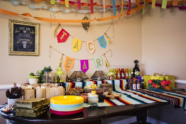 This Darling Mexican Themed Engagement Party Is A Must See!