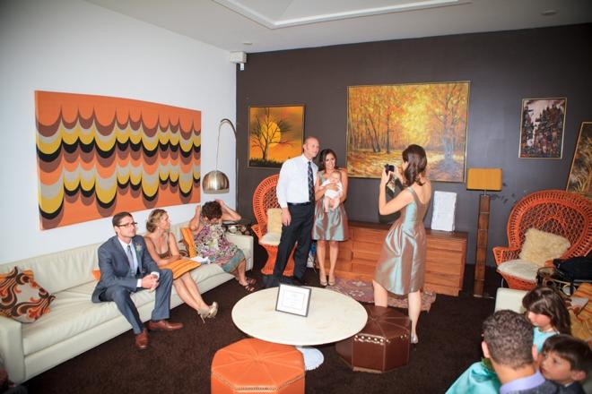 VIP wedding lounge