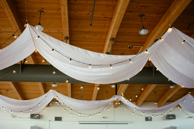 Canopy lighting