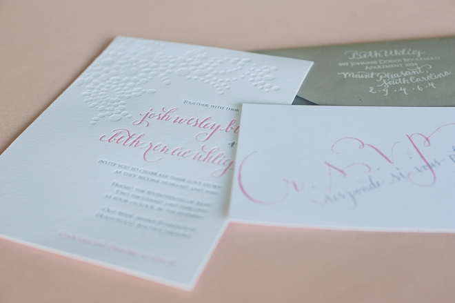 lovely wedding invitations