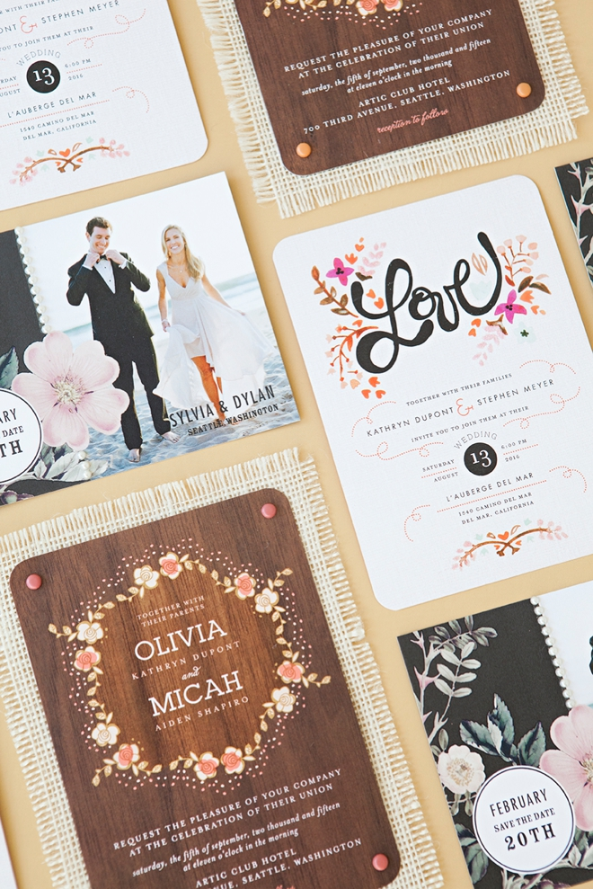 diy how to easily embellish store bought wedding invitations - Wedding Invitation Diy
