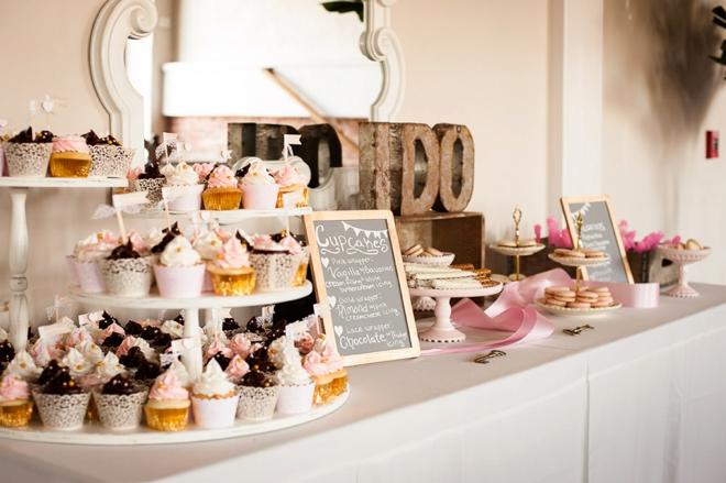 Cupcake Bar
