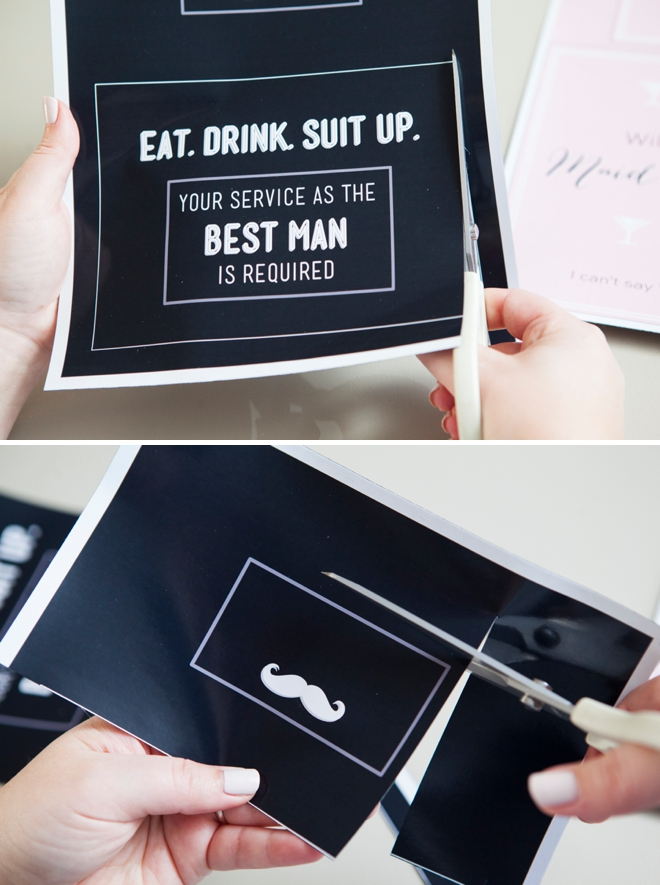 Will You Be My Best Man? Lunch Box