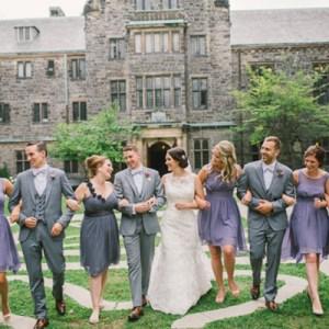 Trinity Chapel Wedding Toronto