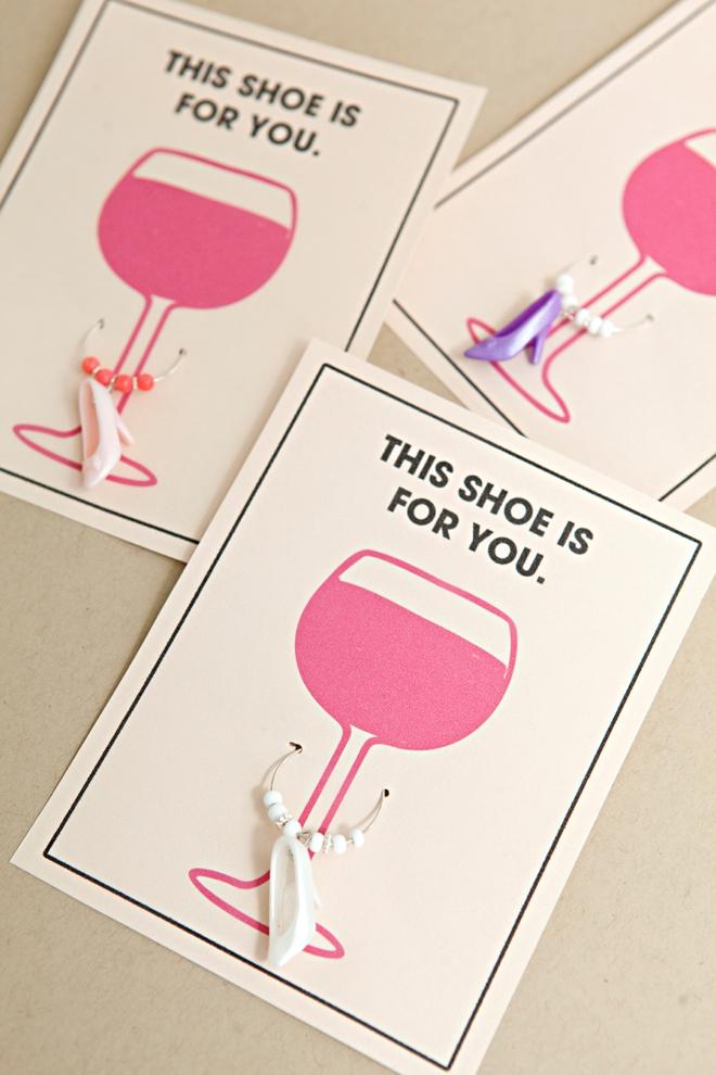 DIY Barbie Shoe Wine Charms!