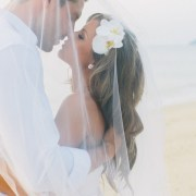 beach wedding hair tips