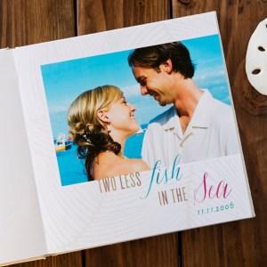 DIY Wedding Album with Shutterfly
