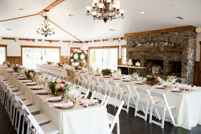 Gorgeous, rustic chic DIY wedding!