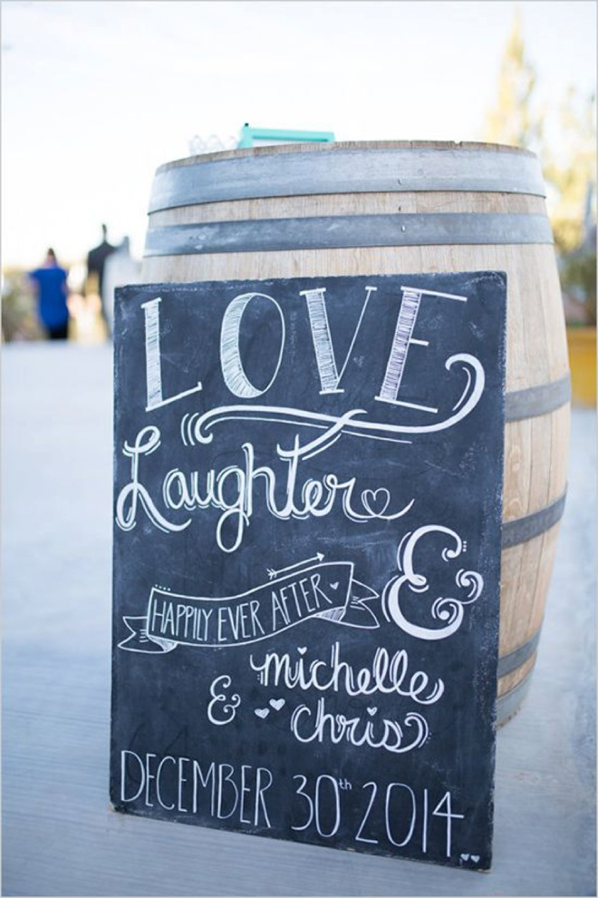 Love, laughter and happily ever after!