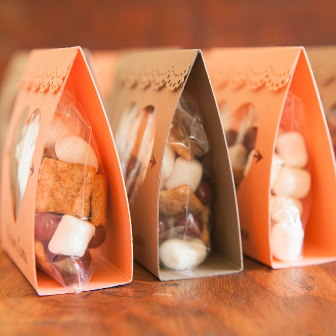 Smores Wedding Favors: How To Make These Adorable S'more Love Wedding Favors