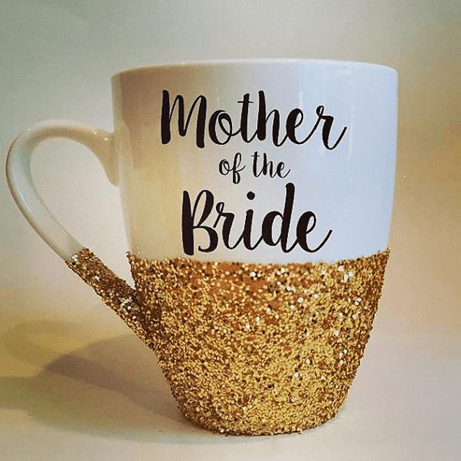 Mother of the Bride Coffee Mug