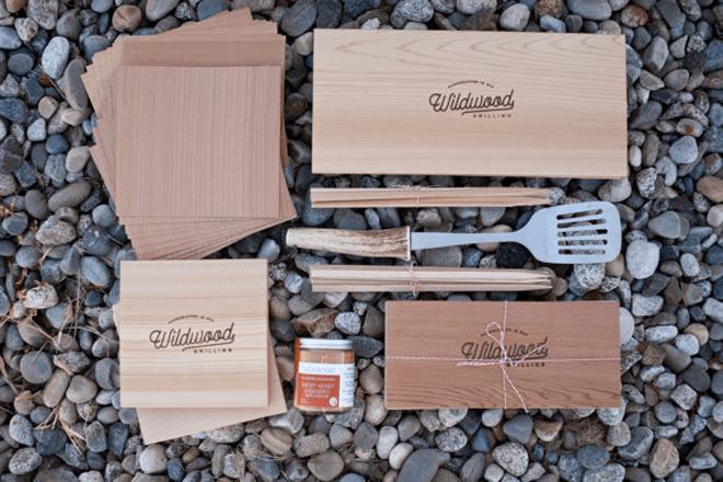 Groom Grilling Kit