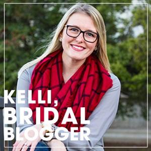 Kelli Fulkerson, Bridal Blogger