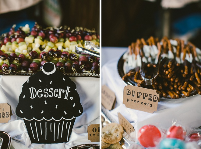 Loving this dessert bar!