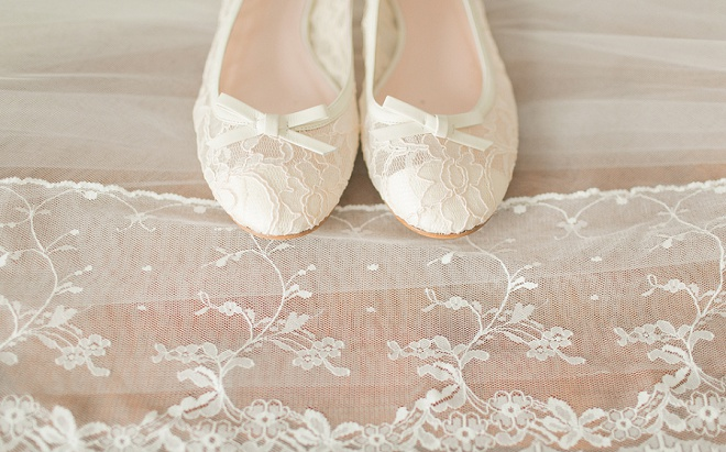 Love these darling Kate Spade wedding shoes!