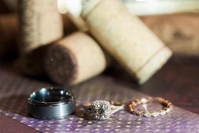We're loving this gorgeous ring shot!