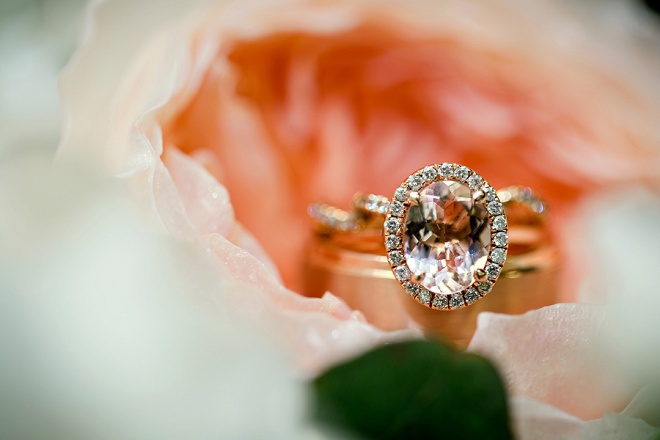 We're dying over this gorgeous engagement ring!