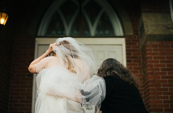 We love this gorgeous DIY wedding!