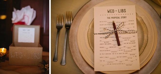 We LOVE seeing our wed-libs DIY!