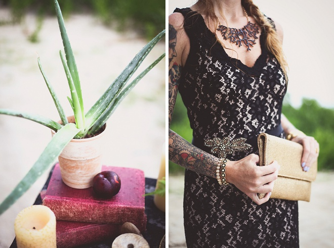 We love this gorgeous moody styled shoot!
