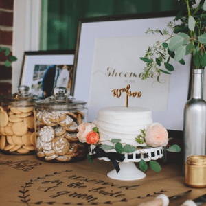 How gorgeous is our bridal blogger Shea's wedding diy details?! Swoon!