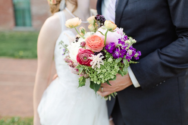 Loving this gorgeous bright springy bouquet!