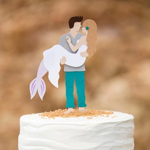 Learn How To Easily Make A Party Flags Cake Topper