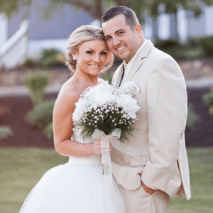 We're in LOVE with this stunning classic wedding!