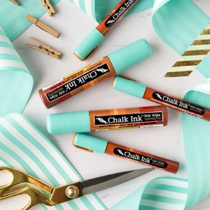 Check out the NEW Something Turquoise Chalk Ink Marker!