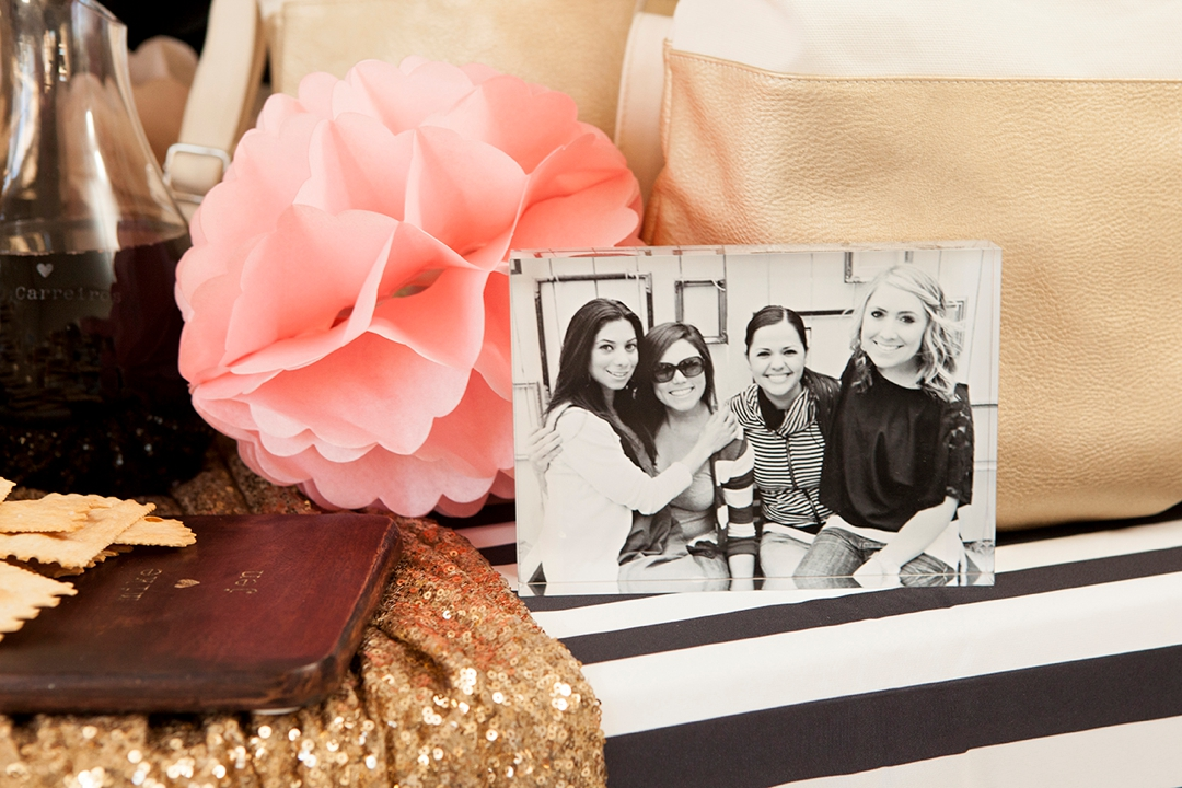 Awesome 5x7 acrylic photo block from Shutterfly!