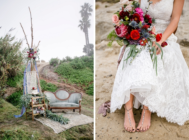 Getting married at the beach? What's better than these sandals!